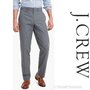 J. Crew Slim Bedford Gray Dress Pants 31x30